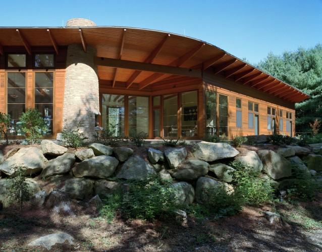 New England Lake House