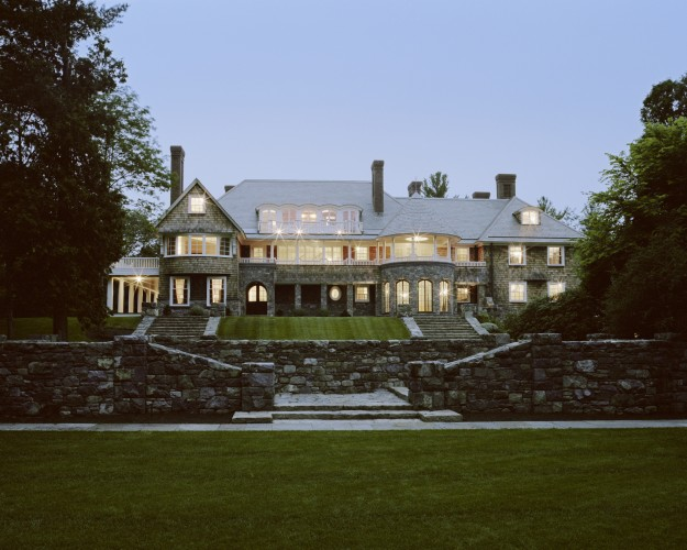 New england estate for New england architecture