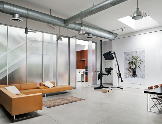 Brooklyn Artist Loft