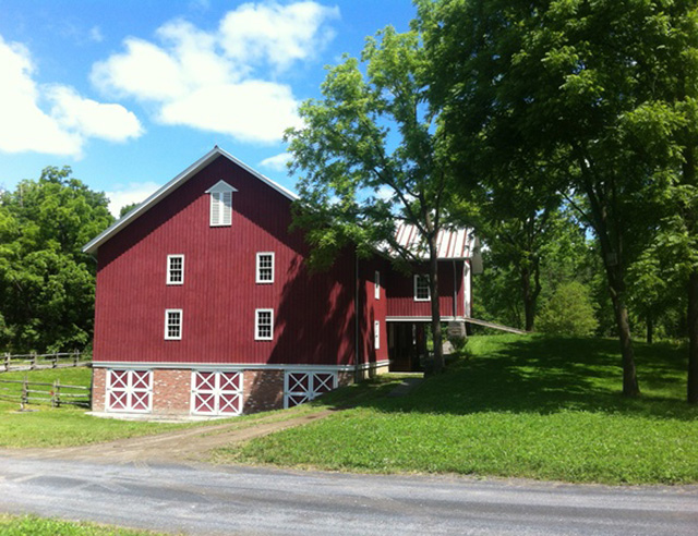 Hudson River Farm